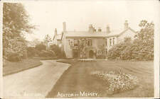 Ashton on Mersey. The Old Rectory.