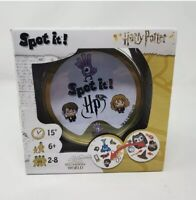Harry Potter Spot It! Family Party Card Game Asmodee ASM SP201 Hogwarts Dobble