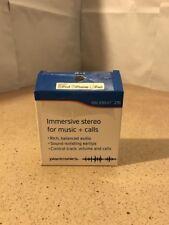 Plantronics Backbeat 216 Immersive Stereo for Music Calls Ear-buds White