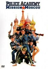 Police Academy mission à Moscou DVD NEUF SOUS BLISTER