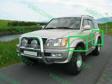 Fender Flares Wheel Arch for Lexus LX 470 Land Cruiser 100 10 psc material GRP