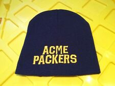 Green Bay Packers ACME Packers  Beanie Hat Embroidered