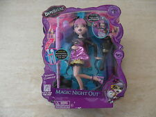 Bratzillaz Yasmina Clairvoya Magic Night Out Muñeca Con Luz escoba!