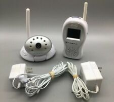 Summer Infant Baby Video Monitor & Camera Model 210A Complete W/Power Cords *E41
