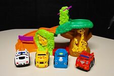 Fisher Price Lil Zoomers Safari Sounds Jungle Lil' Zoomers Complete
