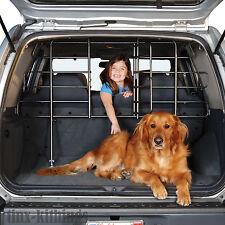 Adjustable Vehicle Safety Pet Gate Barrier Door Divider Bar Fence Dog Travel New