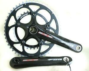 FSA SL-K MegaExo 50/34T 170mm S10 Carbon Road Bike Crankset NEW NOS