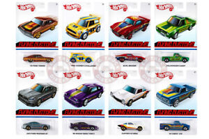 HOT WHEELS 2020 ~ FLYING CUSTOMS MIX / CASE B ~ Set of 8 from the box