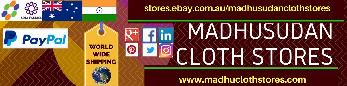 Madhusudan Cloth Stores