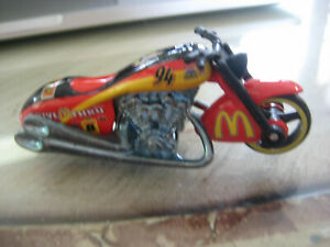 1999 HOT WHEELS RACING SERIES SCORCHIN SCOOTER MCDONALDS VERY GOOD CONDITION
