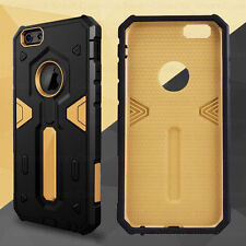 Luxury Ultra-Thin Shockproof Armor Back Case Cover for Apple iPhone 5 6S 6 Plus