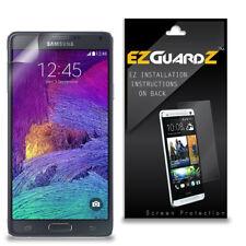 1X Ezguardz Lcd Screen Protector Shield Hd 1X For Samsung Galaxy Note 4