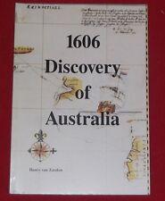 1606 DISCOVERY OF AUSTRALIA ~ Henry vaz Zanden