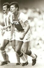 Original Press Photo Ajax of Amsterdam Frank Stapleton 1987 (1)