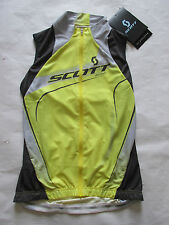 SCOTT bikewear womens RC W/O sleeveless cycling jersey shirt 221597-107800