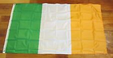 1 IRELAND FLAG 3'X5' EIRE ERIN IRISH PRIDE BANNER REPUBLIC OF IRELAND 3 BY 5