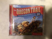 Oregon Trail 5th Edition (Windows/Mac, 2001) Simulation Game