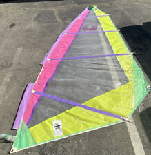 Alpha Wing Height: 172� 5.6 Meter² Windsurfing Sail, Landsailing Ice Yachting