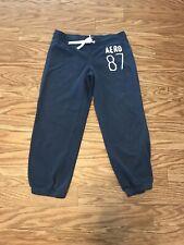Aeropostale Size Medium Capri Length Sweat Pants *juniors*