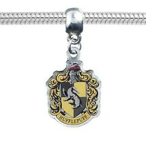 ( Hufflepuff Housebase Crest)  Harry Potter™ Officially Licensed Charms