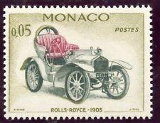 STAMP / TIMBRE DE MONACO N° 561 ** AUTOMOBILE / rolls royce 1903
