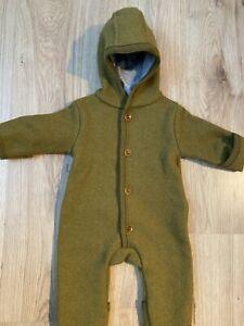 Disana Baby Walk-Overall gold, Gr. 50/56 in Sehr guten Zustand.