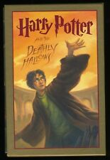 Rowling, J.K.: Harry Potter and the Deathly Hallows (Deluxe Am) HB/DJ 1st/1st