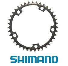 Shimano Ultegra FC-6600 39T Chainring 2x10 speed, 53/53-39T, Y1G339000 Silver