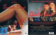 Blu-Ray TALES FROM THE CRYPT BORDELLO OF BLOOD Uncut Steelbook 1/4 Slip Region B