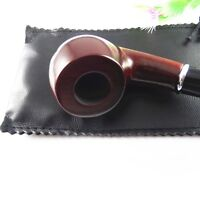 Fashion Wooden smoking pipe Tobacco Smoking Pipes smoke Pipes & Stand Rack