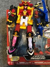 Power Rangers DX Ninja Steel DELUXE  MEGAZORD