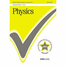 Physics Credit 2007/2008 SQA Past Papers, SQA, Very Good Book