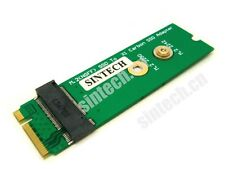 Sintech M.2 NGFF 20+6P adapter replace Sandisk SSD of Lenovo X1 Carbon Ultrabook