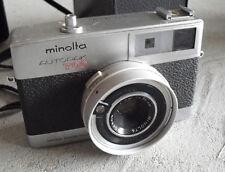 Vintage Minolta Autopak 700 Camera 1:2.8 f 38mm