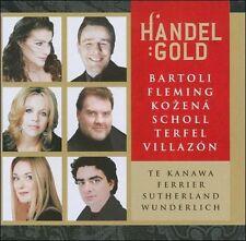 NEW Handel Gold [2 CD] (Audio CD)