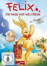Felix Ein Hase auf Weltreise + Bonusmaterial FSK0 Gebraucht(L3-753)