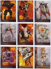 Spawn the Toy Files Base Card Set - Full 90 Card Base Set of Trading Cards - New