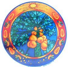 PAPAYA SUNRISE Mandala 2 sided window sticker