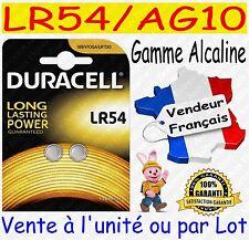 Piles MN21 A23 LR23A DURACELL - Dispo aussi : CR2032 CR2025 CR2016 CR2430 CR2450