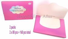 2 Pack Profusion Oil Blotting Papers - Naturally-Derived Oil Control *US SELLER*