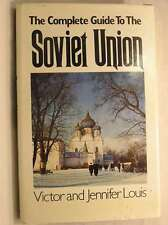 Complete Guide to the Soviet Union, Louis, Jennifer, Louis, Victor, Very Good Bo