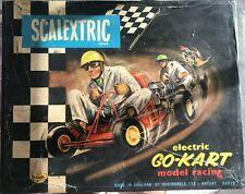 Scalextric Tri-ang Minimodels Go-Kart GK1 Set. 1964. muy Escaso.