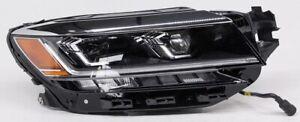 OEM Volkswagen Passat Right Passenger Side LED Headlamp Tab Missing