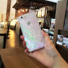 Samsung Galaxy S9/S9 PLUS Colours Heart Bling Sparkle Glitter Liquid Case Cover