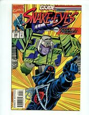 G.I. Joe #140 (1982 Series) Snake Eyes and Transformers High Grade NM 9.4