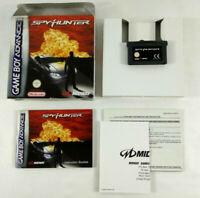 Jeu Game Boy Advance en boite Spy Hunter avec notice et cale  Envoi rapide suivi