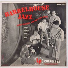 "BARRELHOUSE JAZZ: Rare Turk Murphy Jazz Band COLUMBIA 10"" ORIG LP"