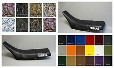Yamaha TW200 Seat Cover 1987-2012 in 25 COLOR OPTIONS  (PS / Yamaha on sides)