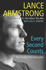 Every Second Counts, By Lance Armstrong,in Used but Acceptable condition
