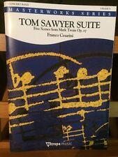Franco Cesarini Tom Sawyer Suite op. 27 partition full score harmonie Mitropa